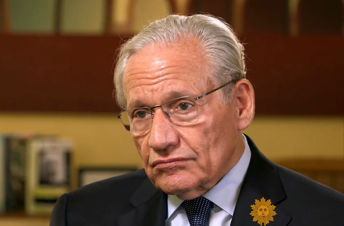 Bob Woodward Warns America They 'Better Wake Up To What's Going On' In The White House