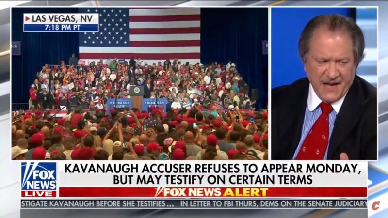 Joe diGenova Absolutely Blows Up At Fox News Panelist: 'Let Me Finish…Don't Interrupt Me!'
