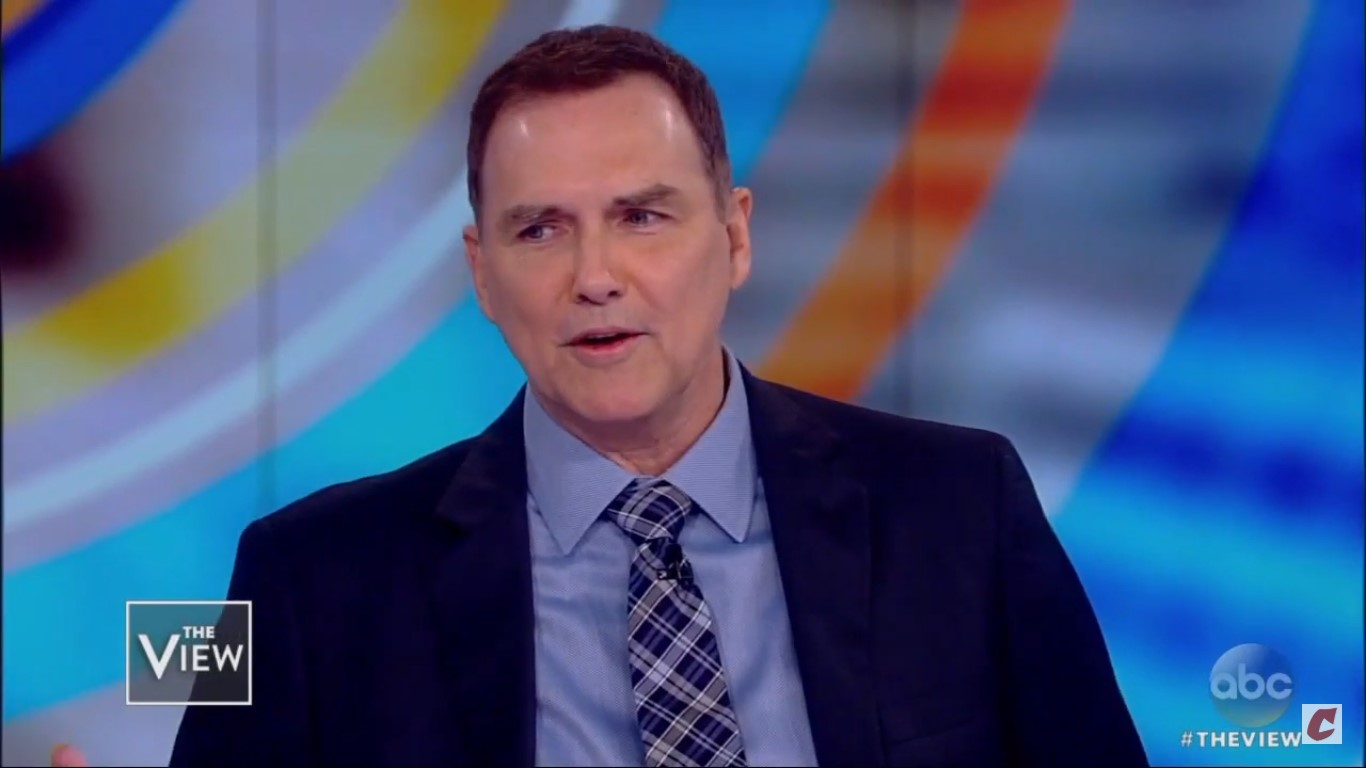 Norm MacDonald On 'Down Syndrome' Comment: I Knew Right Away I Did 'Something Unforgivable'