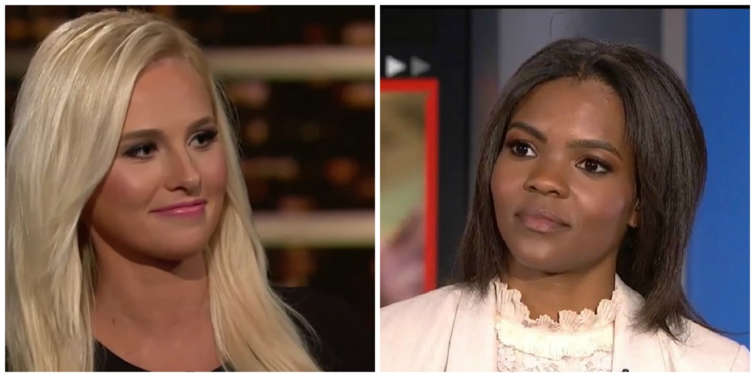 Grifter Showdown: Tomi Lahren And Candace Owens Go At It After Kanye Disses Blexit