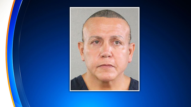 Suspected Bomber Cesar Sayoc Frequently Tweeted Conspiracy Theories And MAGA Memes