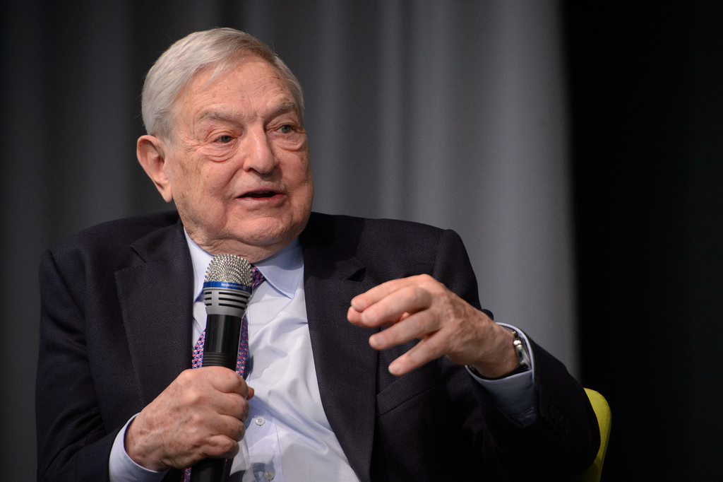 Explosive Device Found In George Soros' Mailbox In New York