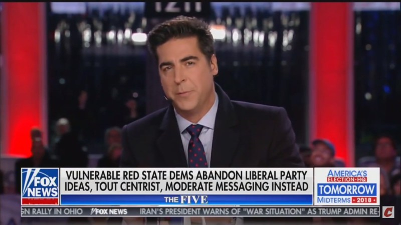 Fox News' Jesse Watters: Can The Democratic Party 'Not Be So Anti-White?'