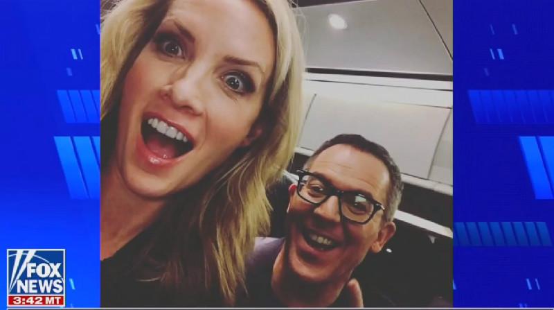Fox's Jesse Watters Comments On Selfie Of Greg Gutfeld: 'Looks Like Rachel Maddow'