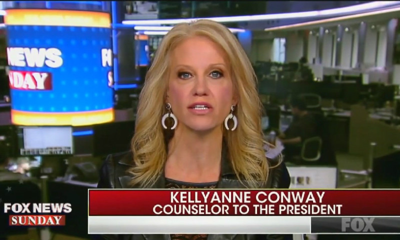 Kellyanne Conway On Acosta Video Sarah Sanders Shared: It's 'Not Altered,' It's 'Sped Up'