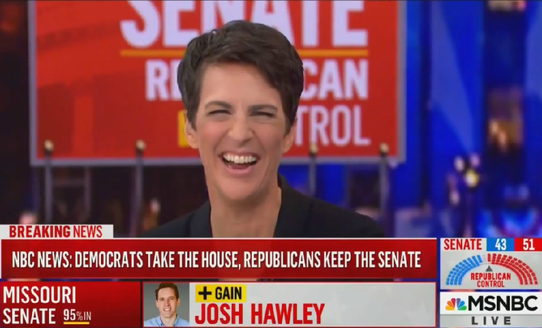 'Republican Values!' Maddow And Nicolle Wallace Mock GOP For Electing Indicted Congressmen