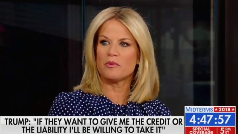 Fox Anchor Martha MacCallum: Trump 'Loves To Work,' He 'Works Mostly Through The Weekends'