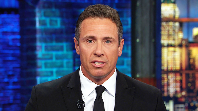 Chris Cuomo Is Facing Backlash After Tweet About Gassing Migrant Children
