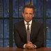 Watch: Seth Meyers Imagines Trump Taking Out Bin Laden 'Swinging…