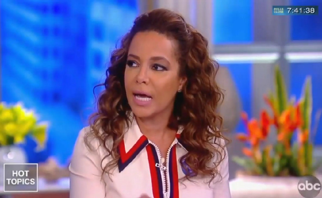 The View's Sunny Hostin: Hannity Attacking 'Fake News' Adds To 'Danger That Journalists Are Facing'