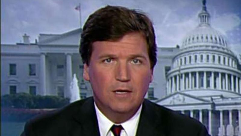 Tucker Carlson Tells Everyone to 'Calm Down' After He Calls White Supremacy a 'Hoax'