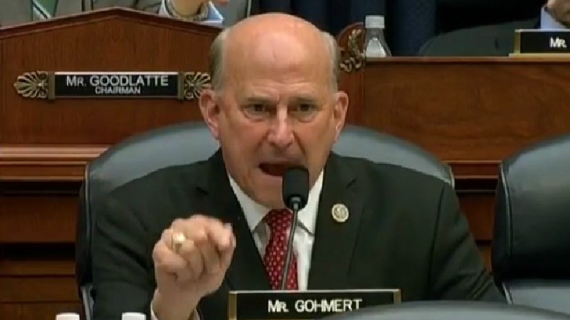 Louie Gohmert Defends Falsely Calling George Soros A Nazi Collaborator: 'That Is A Fact'