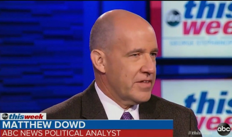 ABC's Matt Dowd: Trump Associates Like 'Sopranos' Meets 'One Flew Over The Cuckoo's Nest' At A 'Star Wars' Bar