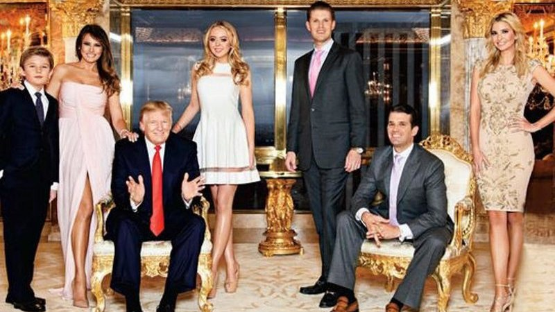 Donald Trump's Children Could Be In Legal Jeopardy Too