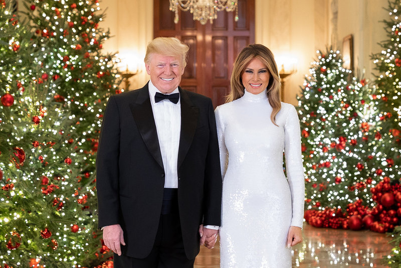 Trump's Businesses Use 'Happy Holidays' Despite His War On Christmas Rhetoric
