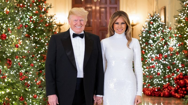 Trump's Businesses Use 'Happy Holidays' Despite His War On Christmas Rhetoric