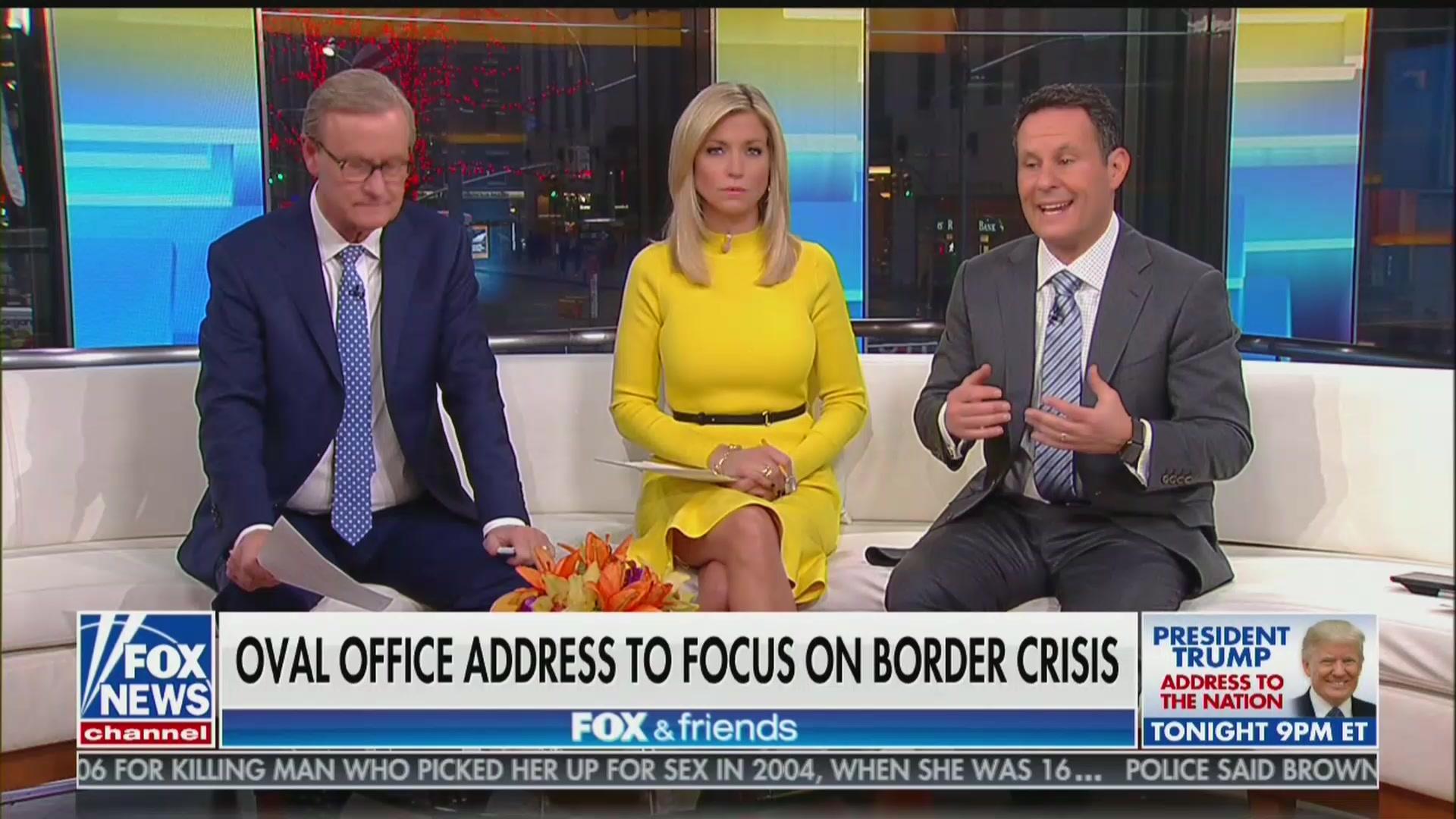Fox's Brian Kilmeade Warns About Migrant Kids Who 'Don't Speak English' Flooding US Schools
