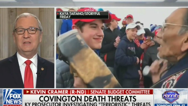 GOP Senator: I Hope Media And 'Some Movie Stars' Are Sued For Libel Over Covington Story