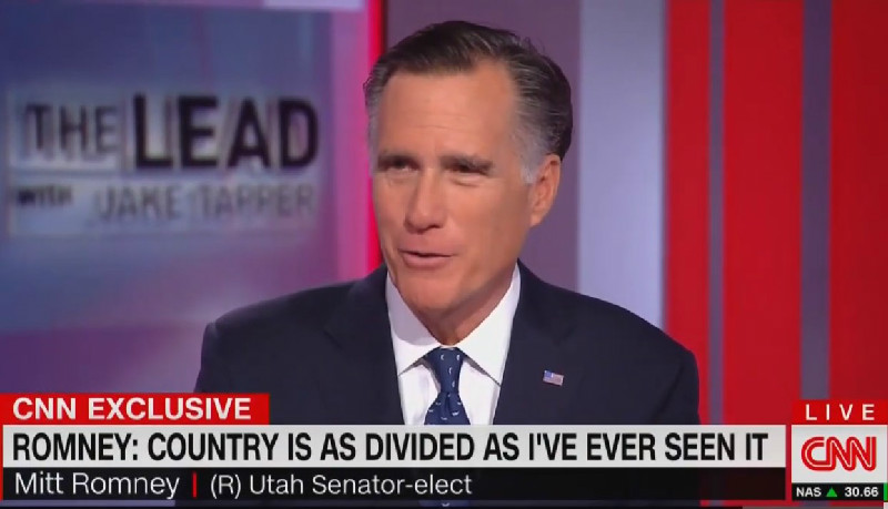 Mitt Romney Says He Wasn't Surprised Niece Publicly Scolded Him: 'She Has A Responsibility'
