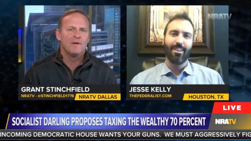 Watch Two Conservative Dudes Have Very Normal Debate Over Whether Or Not Ocasio-Cortez Is Hot