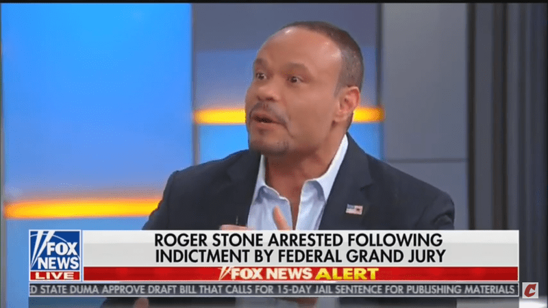 Dan Bongino On Roger Stone: People Lie To The FBI All The Time