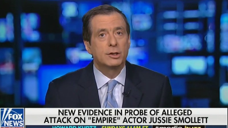 Fox Media Analyst On Jussie Smollett: 'Most News Organizations Actually Acted With Restraint'