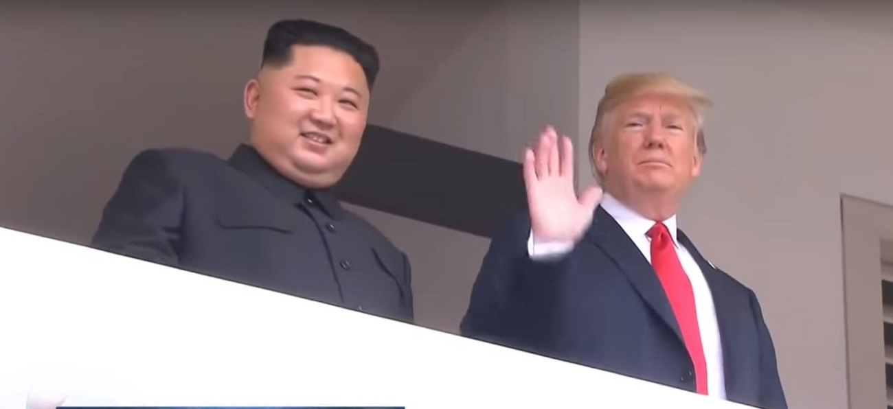 Trump Sorta Walks Back Defense of Kim Jong Un, Says North Korea Is Responsible For Warmbier's Death