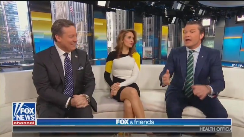 Fox's Pete Hegseth Mocked For Bragging That He Hasn't Washed Hands In 10 Years