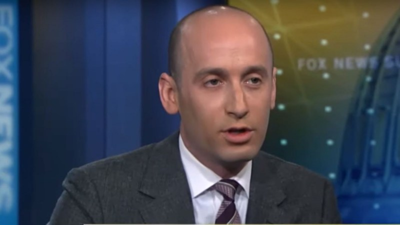 Stephen Miller Has No Answers When Fox's Chris Wallace Confronts Him With Actual Facts