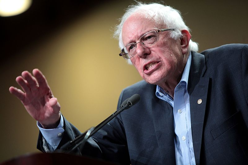 Bernie Sanders: America Should Ban Assault Weapons, Take On NRA