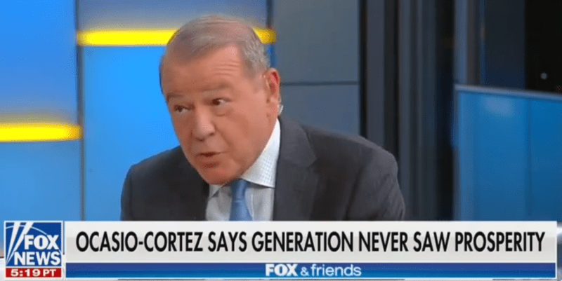 Fox's Stuart Varney On AOC: Socialism 'Suppresses The Animal Spirits'