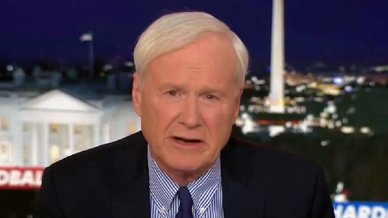 Chris Matthews on Manafort Sentence: 'Is Putin Saying My Buddy Got Off Pretty Easy?'