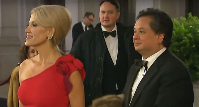 Trump Calls Kellyanne's Husband 'Total Loser,' George Conway Fires Back