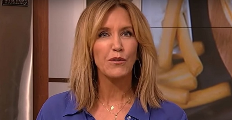 Felicity Huffman Once Asked About Best 'Hacks' for New School Year
