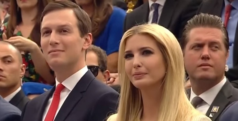 Congressional Dems Demand Answers Over Jared and Ivanka's Use of Private Emails for Official Business