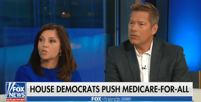 GOP Congressman Tells Fox News: Democrats Want Crappy Healthcare Plans For Everybody