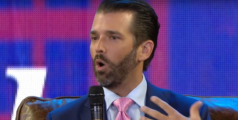 Donald Trump Jr. Tries, Fails to Mock Actresses Arrested in Fraud Scheme