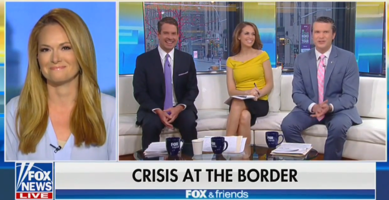 Fox News' Gillian Turner Jokes About Harm To Border Communities And Ecosystems