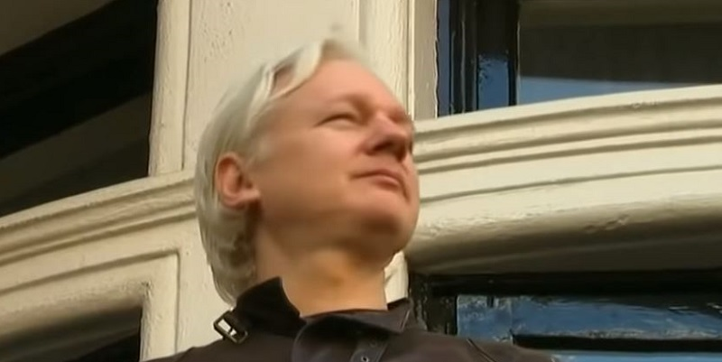 DOJ Charges Julian Assange, Accuses Him of Helping Chelsea Manning Hack Classified Computers