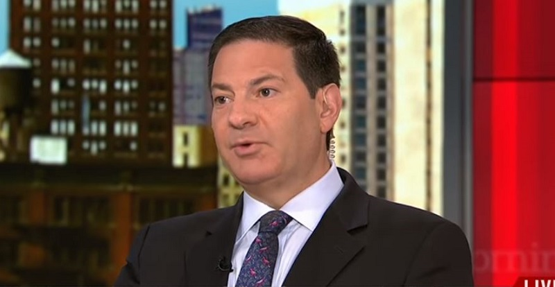 Mark Halperin Returns From Two-Year Exile, Calls Biden Accusations a 'Bit of a Distraction'