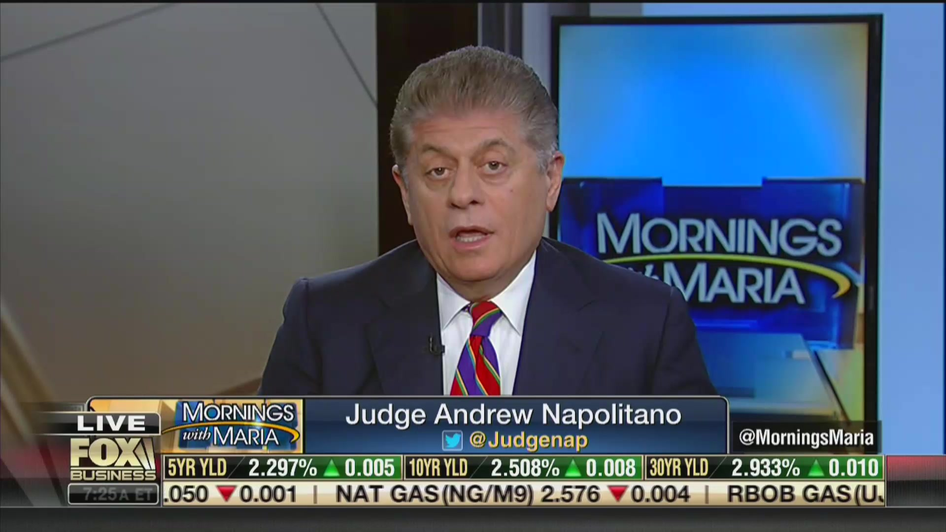 Judge Napolitano Denies Asking Trump for Supreme Court Spot: Is This How You Treat a Friend?!