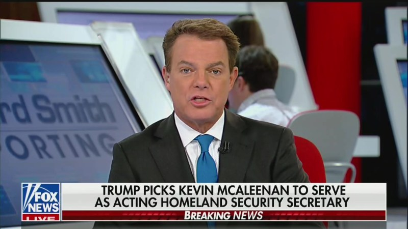 Shep Smith: Trump Apparently Wants 'Tougher' Immigration Approach Than 'Kids in Cages'