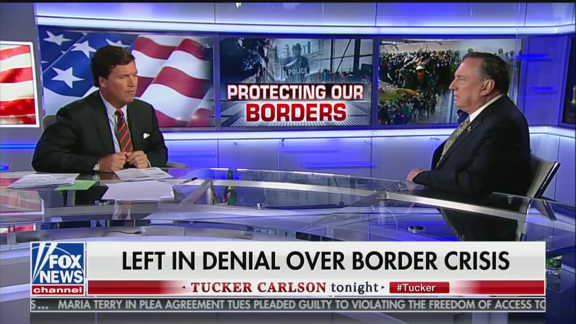 Fox News Guest: 'We Need Martial Law on the Border'