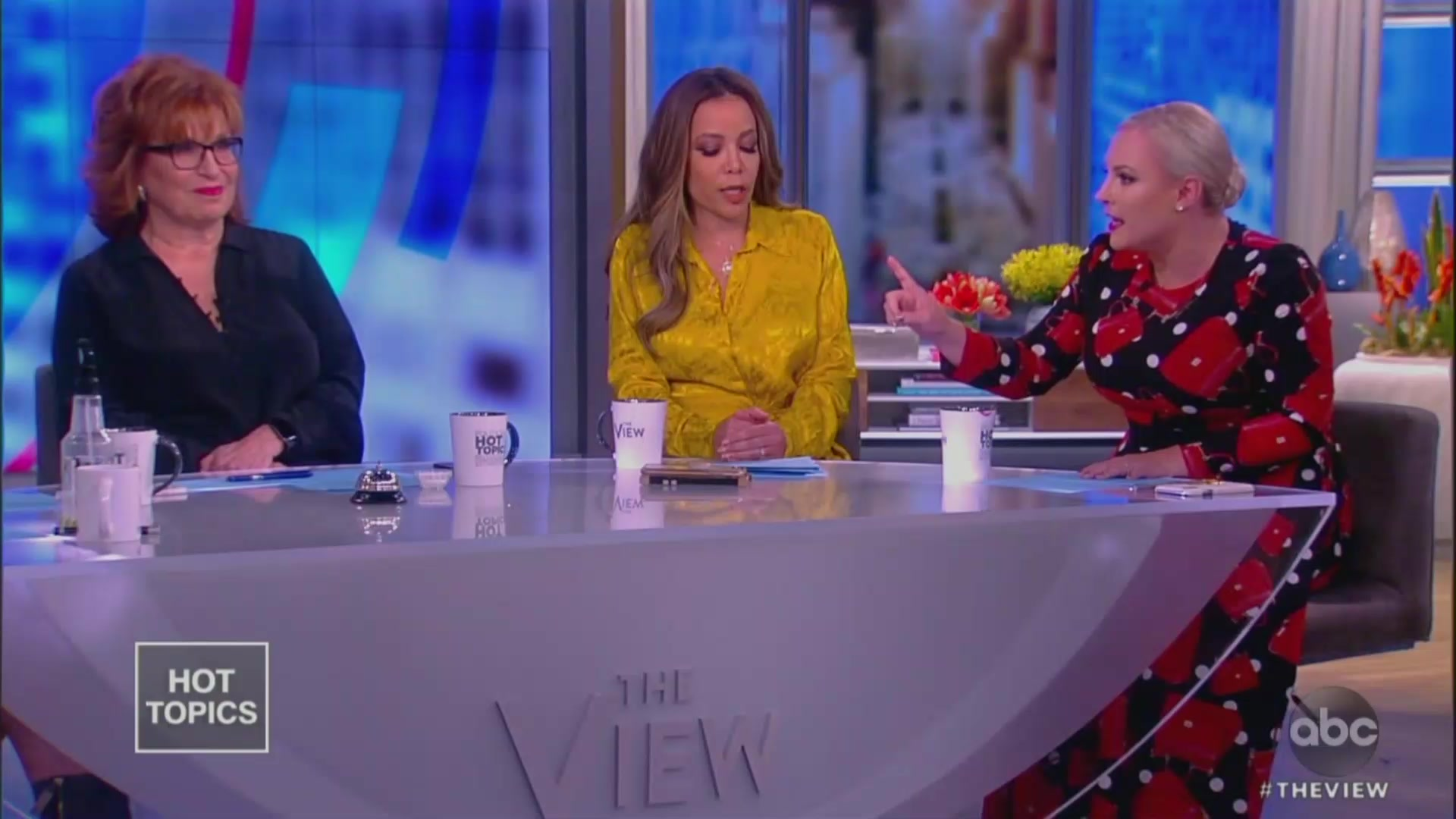 Watch Meghan McCain Have the Most Meghan McCain Reaction Ever to the Mueller Report