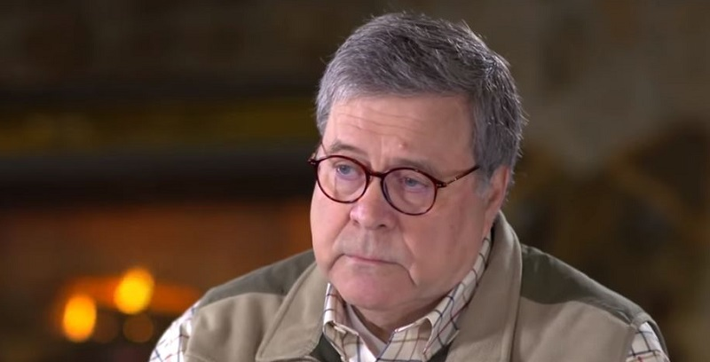 Barr on Criticism of Using 'Spying' to Describe Investigation of Trump: 'It's a Perfectly Good English Word'