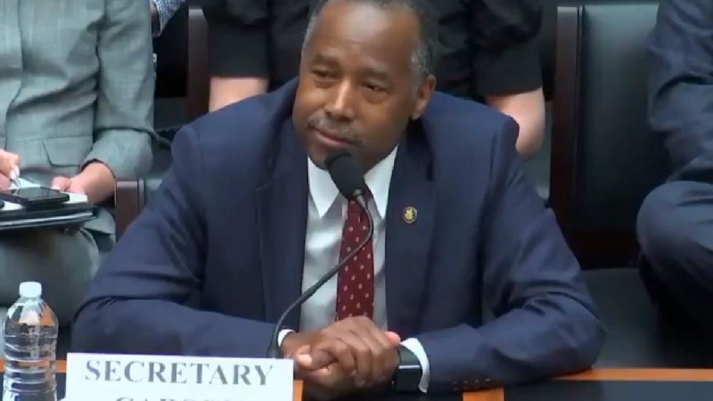 HUD Secretary Ben Carson Mixes Up Real Estate Lingo With Name of Delicious Snack