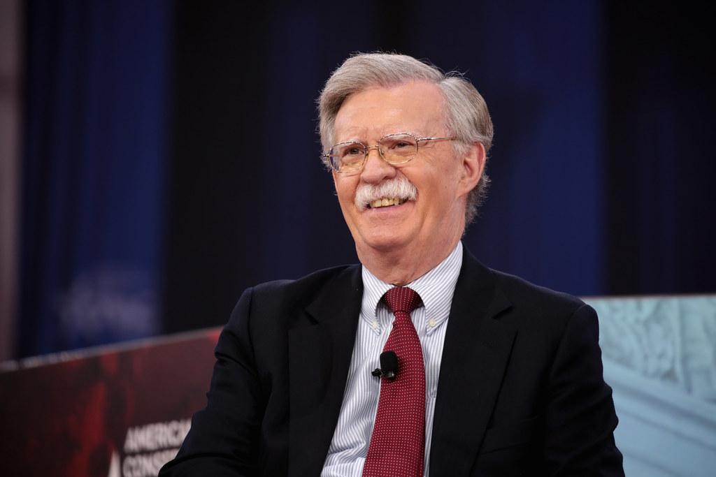 John Bolton Warns Of Troubling Warnings From Iran As US Strike Group Enters Region