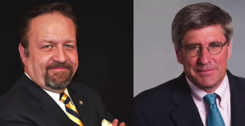 Seb Gorka Slams Left Over Stephen Moore's Failed Federal Reserve Bid: 'Alinsky on Steroids!'