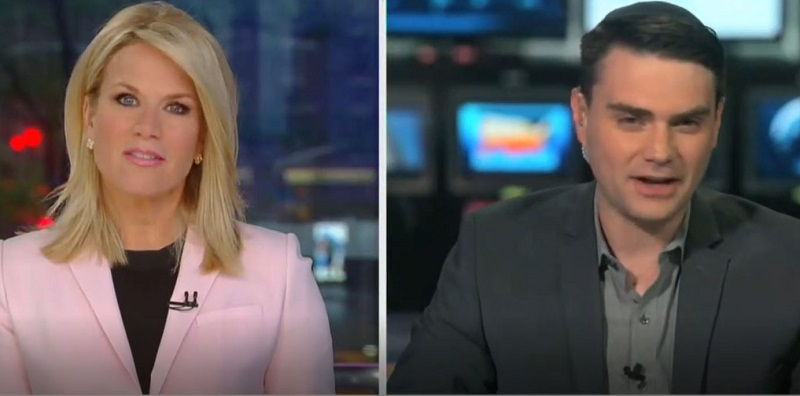 Ben Shapiro Applauds Meghan McCain For Saying 'Abortion Is Murder': 'She Does a Terrific Job'