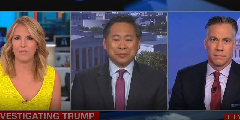 CNN Analyst Accuses Bill Barr of 'Shredding the Integrity' of His Office by Covering Up for Trump